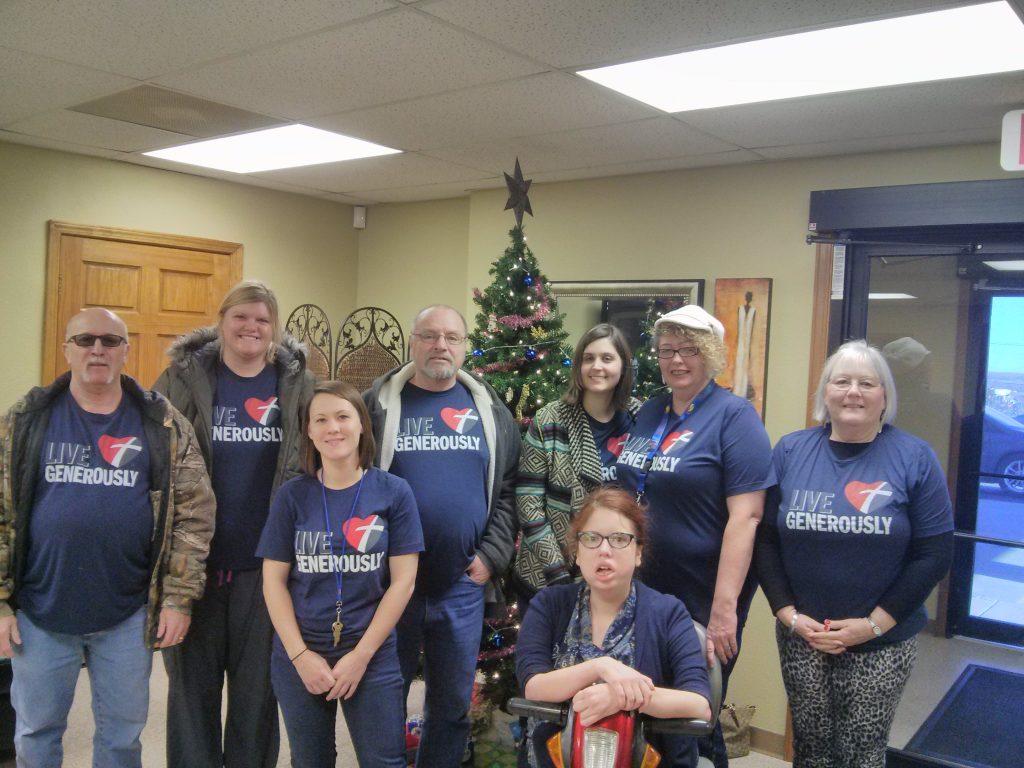 2017-12 MERIL Thrivent Action Team - Veterans Sundry Drive