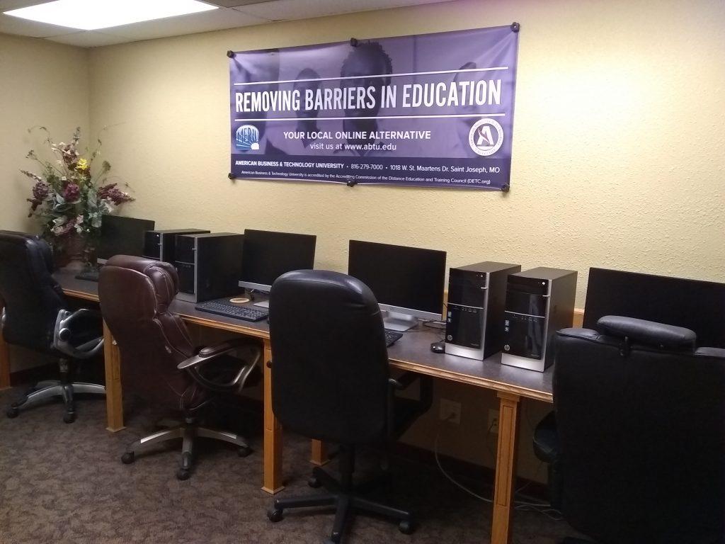 MERIL Public Computer Lab