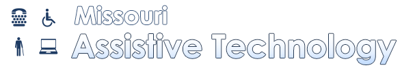 Missouri Assistive Technology logo
